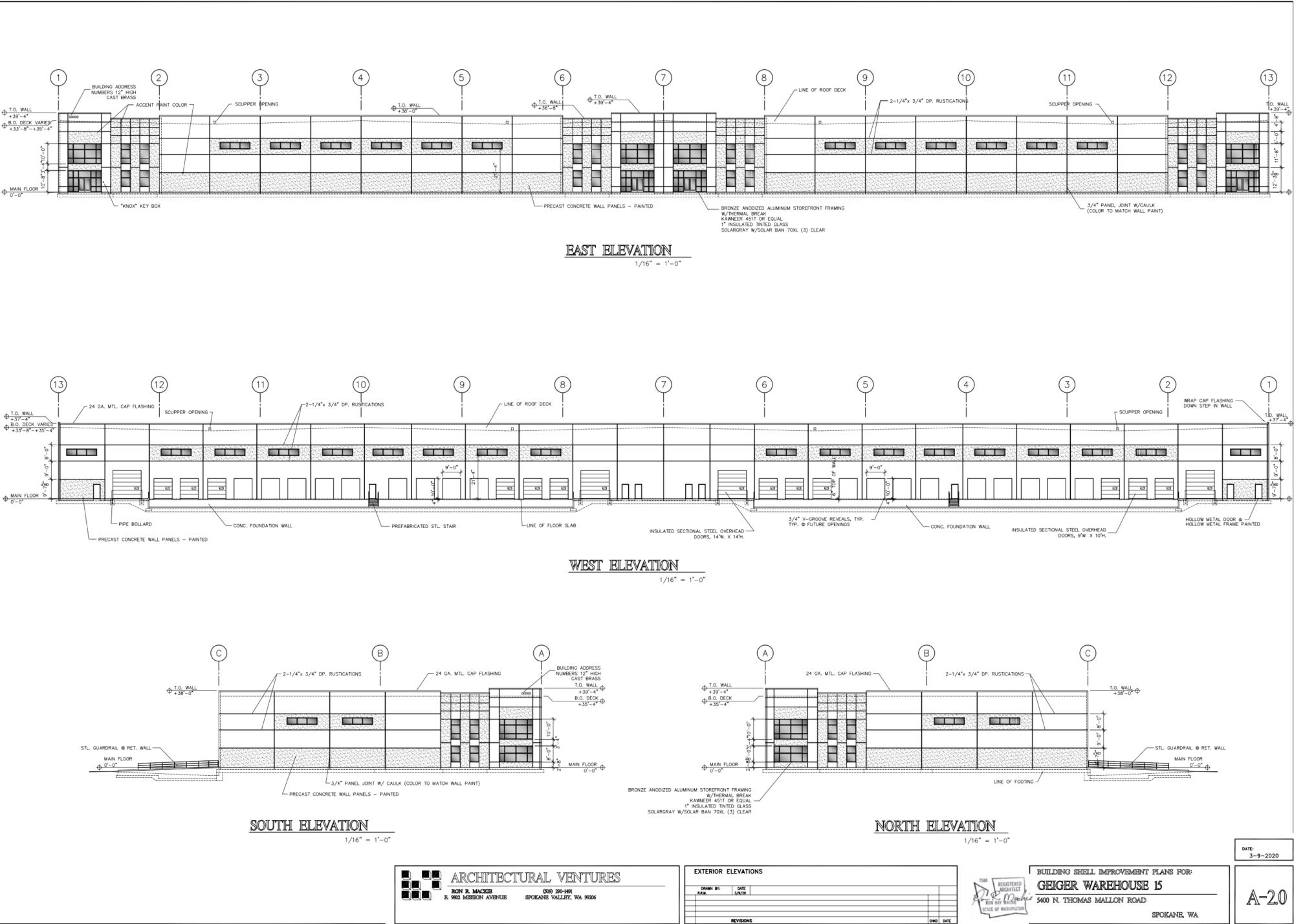 Building 15 Plan Diagram