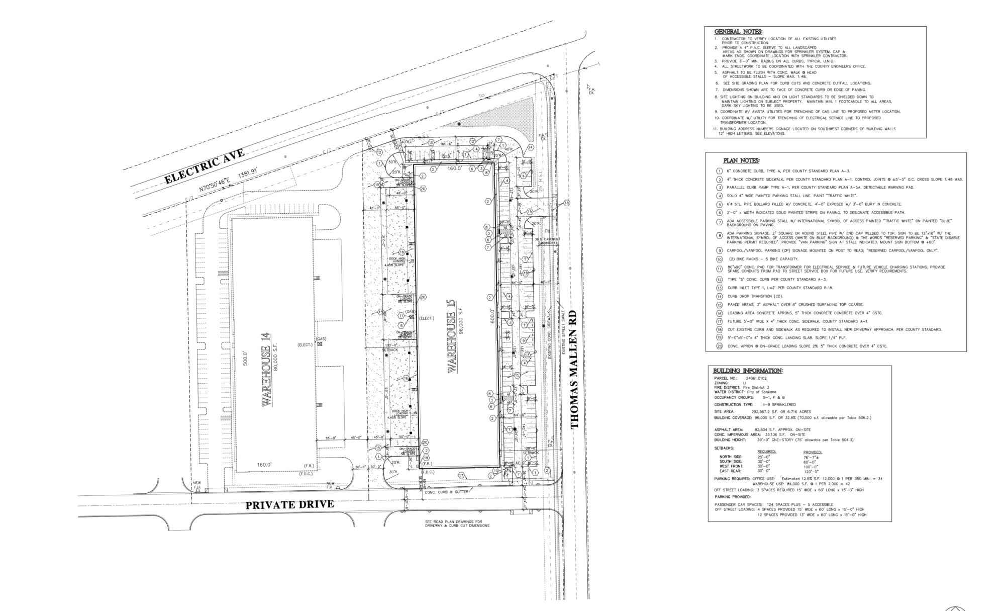 Building 15 Plans Diagram